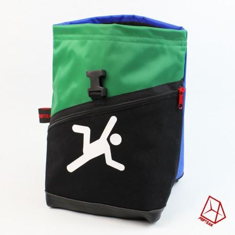 POF!ZAK Bouldering Chalk Bag Overhang X30