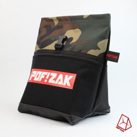 POF!ZAK Bouldering Chalk Bag camo X31
