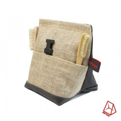 POF!ZAK Junior Boulder Chalk Bag Jute