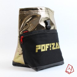 POF!ZAK Bouldering Chalk Bag Gold X31