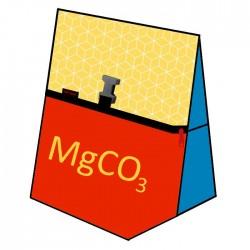 MgCO3 Bouldering Chalk Bag A2
