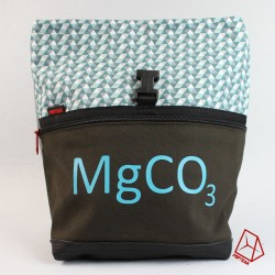 MgCO3 Bouldering Chalk Bag A4