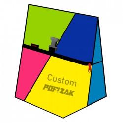 POF!ZAK Bouldering Chalk Bag Custom ColorBlock