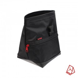 POF!ZAK Mini Boulder Chalk Bag All Black