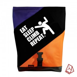 Bouldering Chalk Bag  ColorTri ESCR