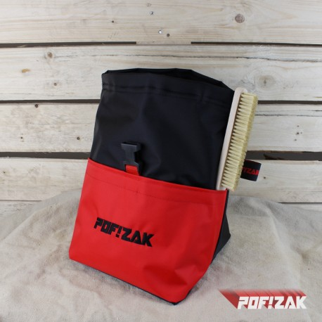 POF!ZAK Bouldering Chalk Bag ORIGINAL + LOGO