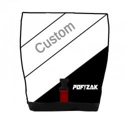 Chalkbag für Bouldern   ColorSTRIPE Custom