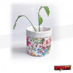 Stoffen bloempot   mand voor plant FLORA