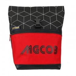 Bouldering Chalk Bag MgCO3 - Geo Black