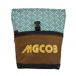Bouldering Chalk Bag MgCO3 - Midori