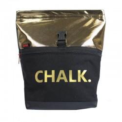 Chalk bag faire du bloc / escalade Chalk Gold