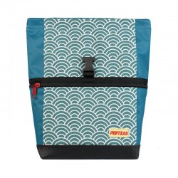 Bouldering Chalk Bag Sea Waves Blue - Inspired by nature
