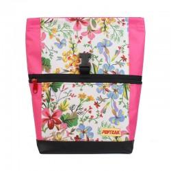 Bouldering Chalk Bag Floral Pink - Inspired by nature