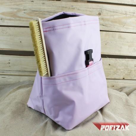 POF!ZAK Bouldering Chalk Bag LILA