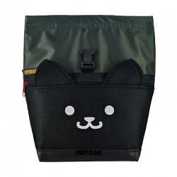 Black Cat Big Bouldering Chalk Bag Olive green