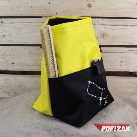 POF!ZAK Bouldering Chalk Bag GEMINI