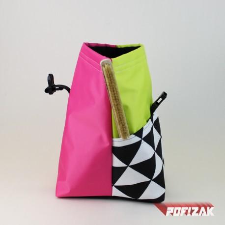 POF!ZAK Bouldering Chalk Bag DISCO