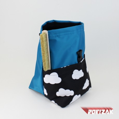 POF!ZAK Bouldering Chalk Bag CLOUDY
