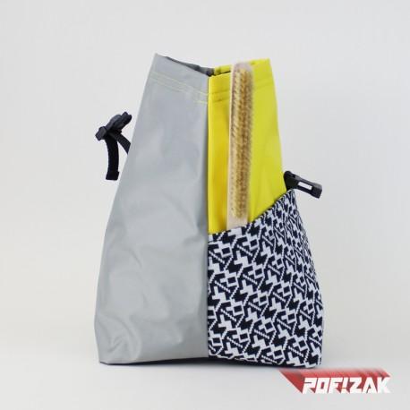 POF!ZAK Bouldering Chalk Bag METRIX