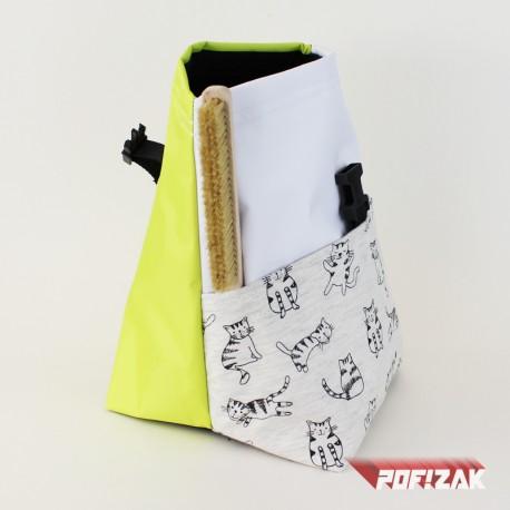 POF!ZAK Bouldering Chalk Bag KITTY