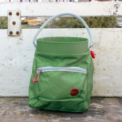 Moon Deluxe Bouldering Chalk Bucket Green