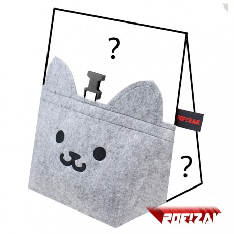 POF!ZAK Bouldering Chalk Bag MEOW CHOOSE COLOR