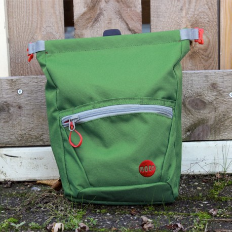 Moon Bouldering Chalk Bag Green