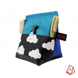 POF!ZAK Junior Boulder Chalk Bag  CLOUD