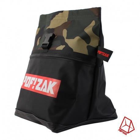 POF!ZAK Bouldering Chalk Bag X-Line X8