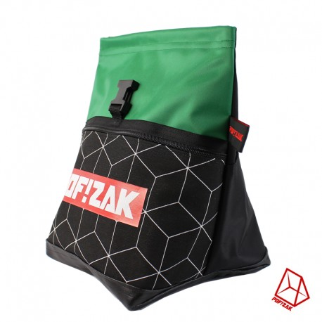 POF!ZAK Bouldering Chalk Bag X-Line X12