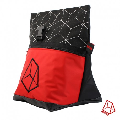 POF!ZAK Bouldering Chalk Bag X-Line X15